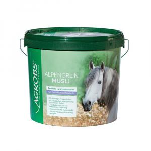 Agrobs Alpengrün Müsli, 4kg