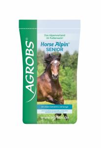 Agrobs Horse Alpin Senior, 15kg