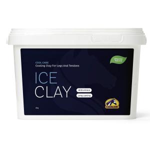 Cavalor Ice Clay. 4kg, mehr als nur Tonerde